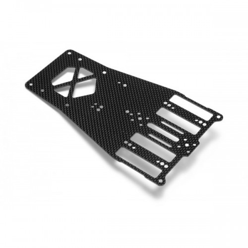 XII CHASSIS - 2.0MM GRAPHITE