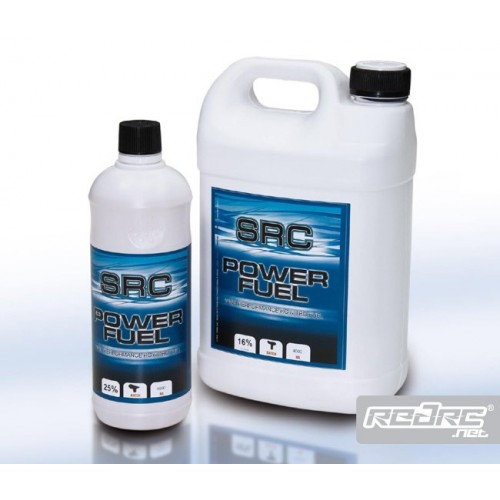 SRC *SRC POWER FUEL ON ROAD 16% NITRO - 4LT