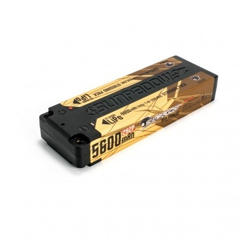 "Sunpadow 5600mAh 7,4V 2S 120C/60C LiPo Battery ""Top Series"""