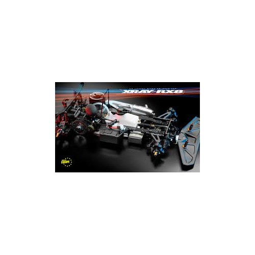 Xray - RX8.3 - 1/8 Nitro Onroad Car Kit