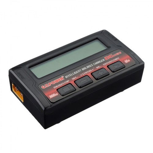 GT Power B6 Mini 300W 12A Intelligent Balance Charger for 1-6S