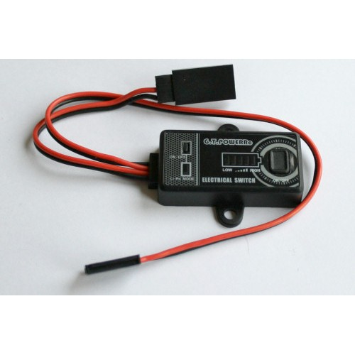 GT Power Electrical Switch (With LCD)