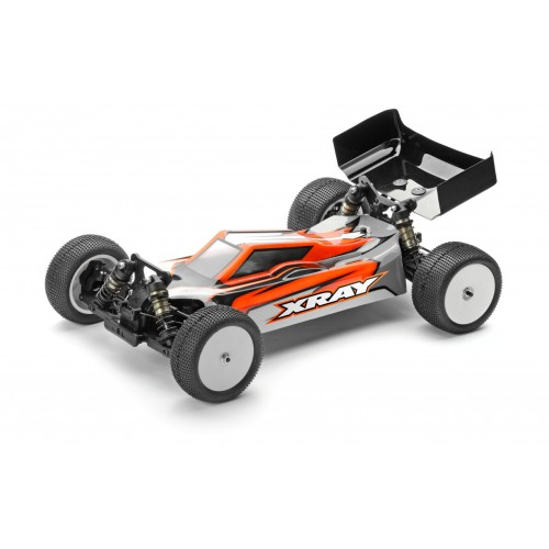 Xray XB4D'21 4WD Electric Off-Road Car Dirt Edition