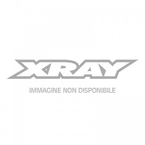 Alloy Hex Socket Button Head Screw M3x8 [Orange] (5)