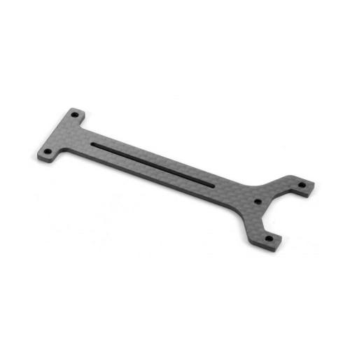SRC Rear Belt T4 3.5X189mm Low Friction (Black)