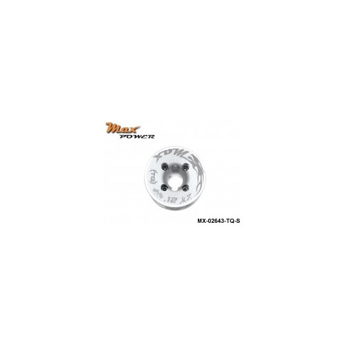 Cylinder Head 12RP3.5TQ-S (2.1cc) Black
