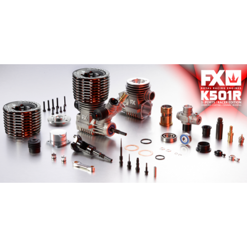 FX Engines K501R, 5 Ports, Racer Edition
