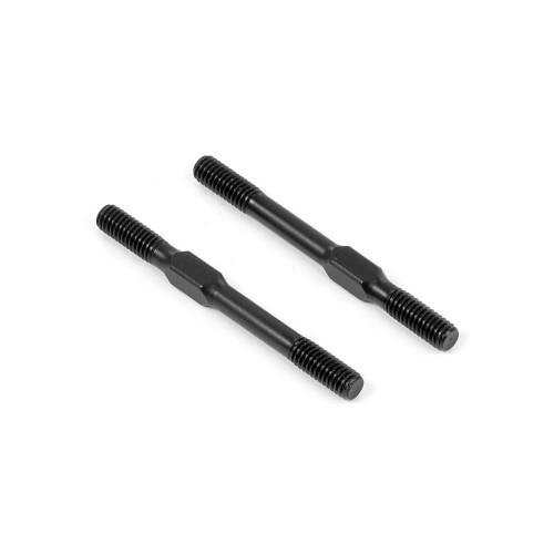 Alloy Steering MF Wheel (Y-Type) [FG-S] [Flat Gold & Silver]