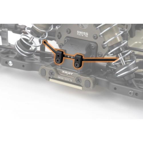 Xray Narrow Alu Pinion Gear - Hard Coated 50T / 64