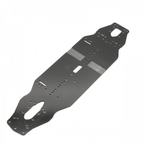 T4'20 GRAPHITE CHASSIS 2.2MM