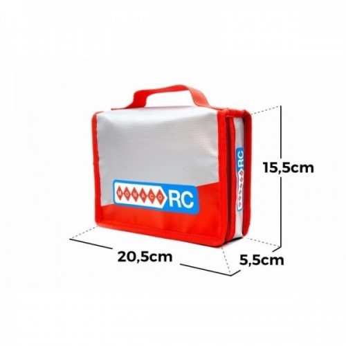 MonacoRC Fireproof Lipo Fly Bag