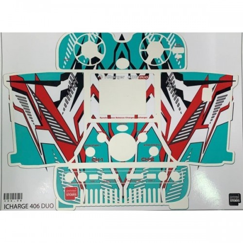 A-Paint Skin Set IC Duo406