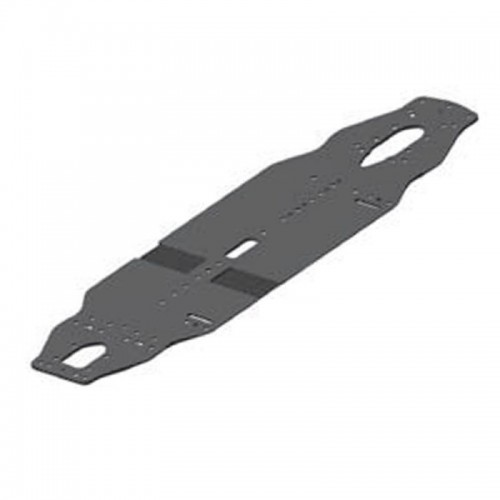 T4'20 ALU SOLID CHASSIS 2.0MM - SWISS 7075 T6