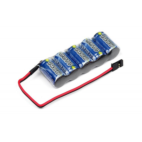 RECEIVER BATTERY PACK INTELLECT 1400mAh NiMH - 6.0V