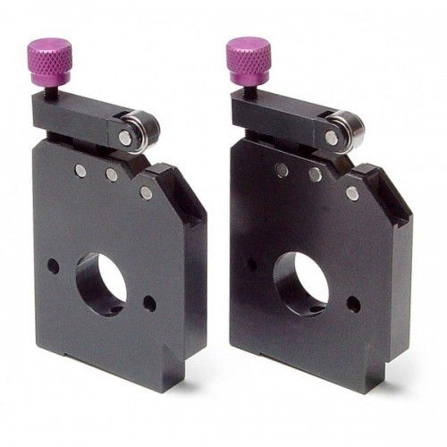 """SELECTED STANDS - HARDENED """"V"""" GUIDES + BEARING CLIP"""